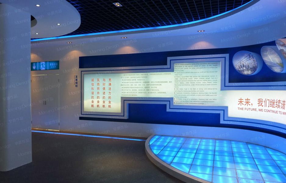 靖江展示厅设计,靖江展示设计